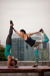 20150301 - Cora + Heather Bowen Roof Yoga - 109