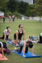 20150502 - Cora Tamar Park Yoga II - 028