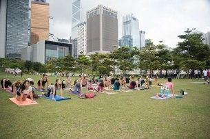 20150502 - Cora Tamar Park Yoga II - 034
