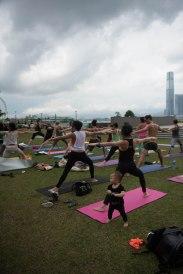 20150502 - Cora Tamar Park Yoga II - 177