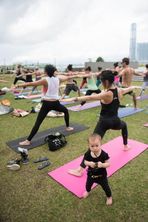 20150502 - Cora Tamar Park Yoga II - 182