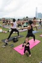 20150502 - Cora Tamar Park Yoga II - 188