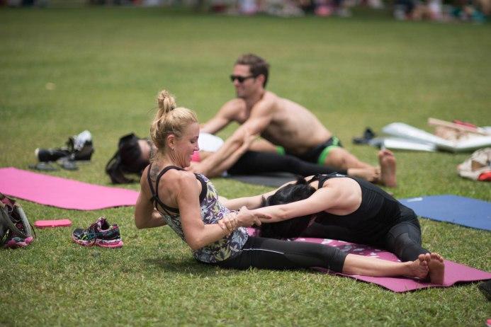 20150502 - Cora Tamar Park Yoga II - 425