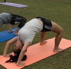 20150502 - Cora Tamar Park Yoga II - 464