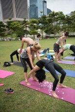 20150502 - Cora Tamar Park Yoga II - 504