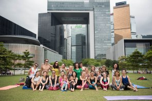 20150502 - Cora Tamar Park Yoga II - 555