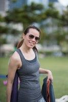 20150502 - Cora Tamar Park Yoga II - 592