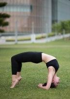 20150502 - Cora Tamar Park Yoga II - 613