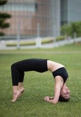 20150502 - Cora Tamar Park Yoga II - 615