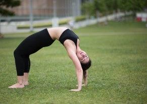 20150502 - Cora Tamar Park Yoga II - 620