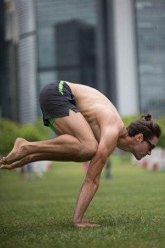 20150502 - Cora Tamar Park Yoga II - 636