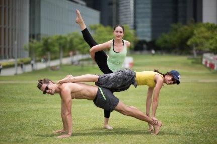 20150502 - Cora Tamar Park Yoga II - 707