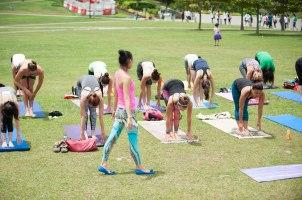 20150502 - Cora Tamar Park Yoga II - 801