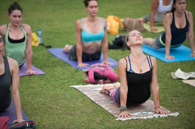20150502 - Cora Tamar Park Yoga II - 817