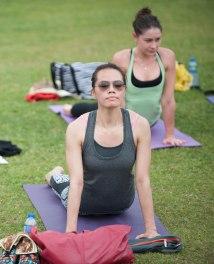 20150502 - Cora Tamar Park Yoga II - 823
