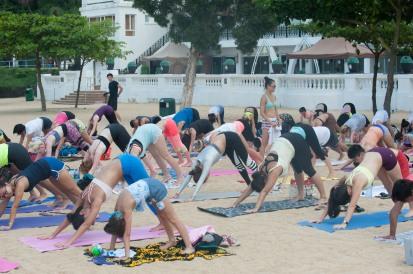 20150705 - Sukigi Swin Repulse Bay Yoga - 005