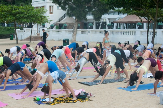 20150705 - Sukigi Swin Repulse Bay Yoga - 005