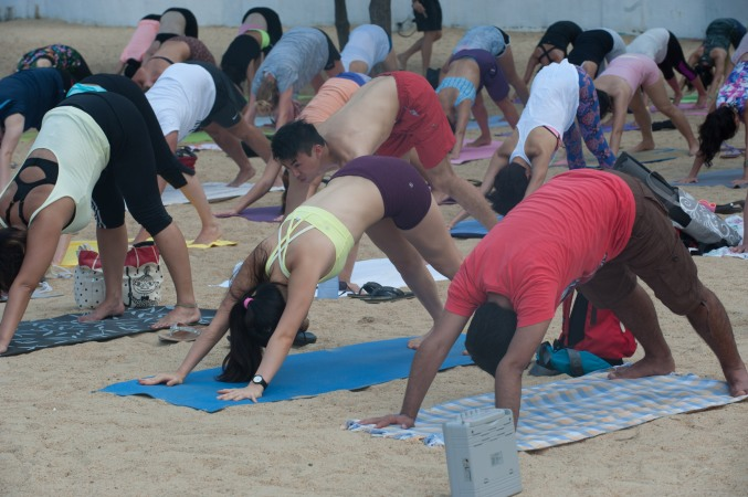 20150705 - Sukigi Swin Repulse Bay Yoga - 013