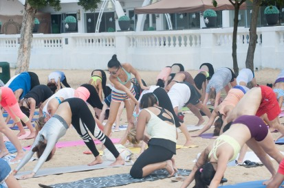 20150705 - Sukigi Swin Repulse Bay Yoga - 014