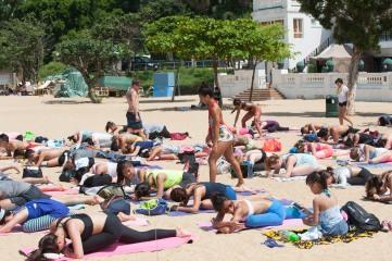 20150705 - Sukigi Swin Repulse Bay Yoga - 020