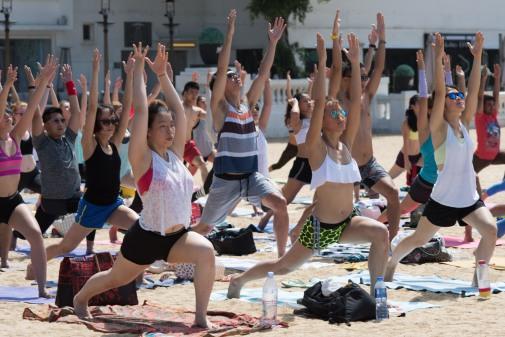 20150705 - Sukigi Swin Repulse Bay Yoga - 427