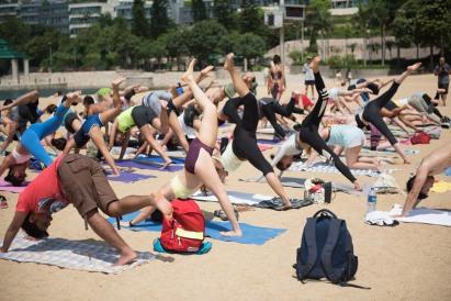 20150705 - Sukigi Swin Repulse Bay Yoga - 657