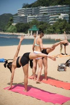 20150705 - Sukigi Swin Repulse Bay Yoga - 751