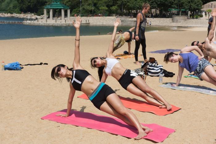 20150705 - Sukigi Swin Repulse Bay Yoga - 792