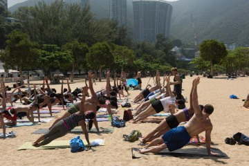 20150705 - Sukigi Swin Repulse Bay Yoga - 858