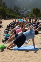 20150705 - Sukigi Swin Repulse Bay Yoga - 884